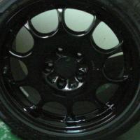 17 Mercedes Spare wheel for E class S class Vito