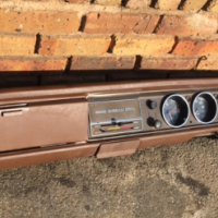 Nissan 1400 Dash Complete with Clocks