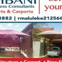 Bembani Shadeport, Carports & irrigation.
