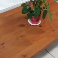 1200 x 740 Oregon Pine Coffee Table