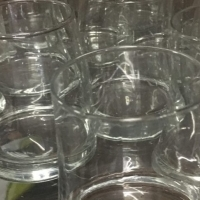 17x curved glass set