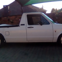 Caddy turbo bakkie swop whu ?