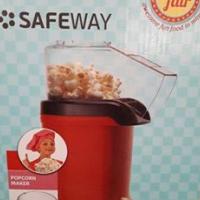 Safeway popcorn maker