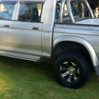 Colt 2.8 double cab to swap for SUV
