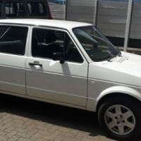 Very fast golf 1 with 2l polo motor