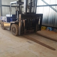 7 ton Clark C500Y150D forklift