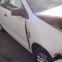 salvage/accident damage polo vivo 1.4