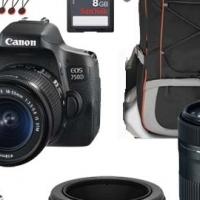 Canon 750D Direct Bundle