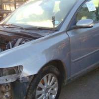 salvage/accident damage volvo S40