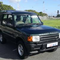 1998 Land Rover Discovery V8i