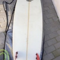 Surf Board & Travel Bag