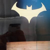 Batman Headboard for Single bed (910)