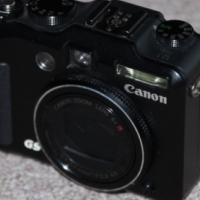 Canon Powershot G9 camera