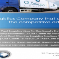 Global Pact Logistics Offers An All-Encompassing Logistics Services To Its Clients