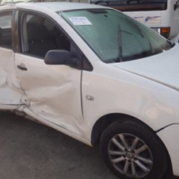 salvage/accident damage polo 1.6
