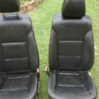 Electric car seats