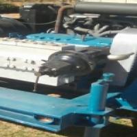 high pressure piston pump