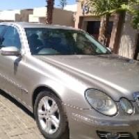Call Haroon on 2007 Mercedes Benz E220 CDI