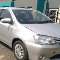Call Haroon on 2015 Toyota Etios 1.5 ls Sedan