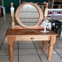 1 Drawer Dressing Table - Oregon