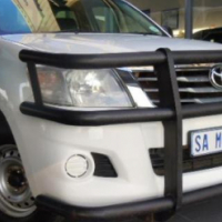 2011 Toyota Hilux 2.0 I With Canopy