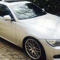 2012 BMW 335i M-SPORT COUPE