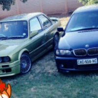 BMW,s 330i Indivdl and 325iS