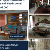 Spacious large home on double plot for sale !