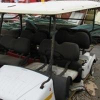 Melex Stripped Golf Cart