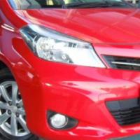 2013 Toyota Yaris 1.3 XR 3 Dr.