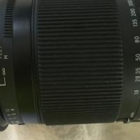 For Sale Sigma 18-300mm F305-6.3 DC Macro Lense