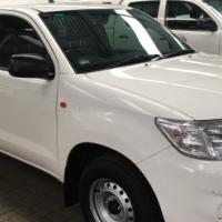 2014 Toyota Hilux 2.5 S/C