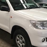 2014 Toyota Hilux 2.5D D/C 4x4