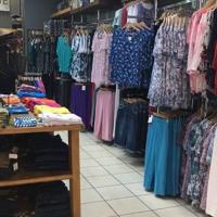Desert Blue clothing store