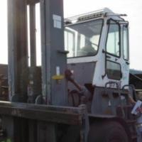 Rhino Heli FD200, 18 Ton Heavy Duty Forklift