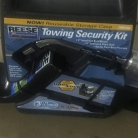 Towing security kit