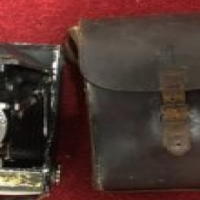 vintage Zeiss ikon camera