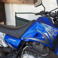 125cc LX 200 AT for sale