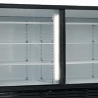 Sliding Door Beverage Coolers Arctica Catering Equipment