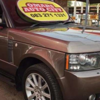 Land Rover Range Rover Supercharged