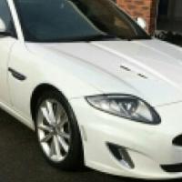 2012 JAGUAR XKR 5L V8 S/C