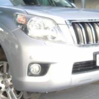 2010 Toyota Prado 3.0 DT Automatic