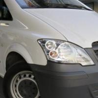2015 Mercedes Benz Vito 116 CDI Panel Van