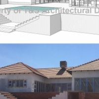 RETIREMENT HOUSE PLAN DESIGN, DRAUGHTING, BUFFELSPORT ECO PARK