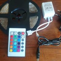 3m LED Strip RGB With Remote