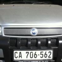 2009 Fiat Strada 1.6 Elx with Canopy - One Owner