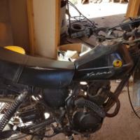 Gomoto Motorbike