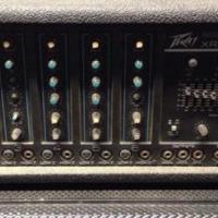 Peavey XR 600 Mixer/Amp