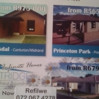 Spacious NEW 3bedroom house inside security complex