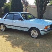 1983 Ford cortina 3.0GLS